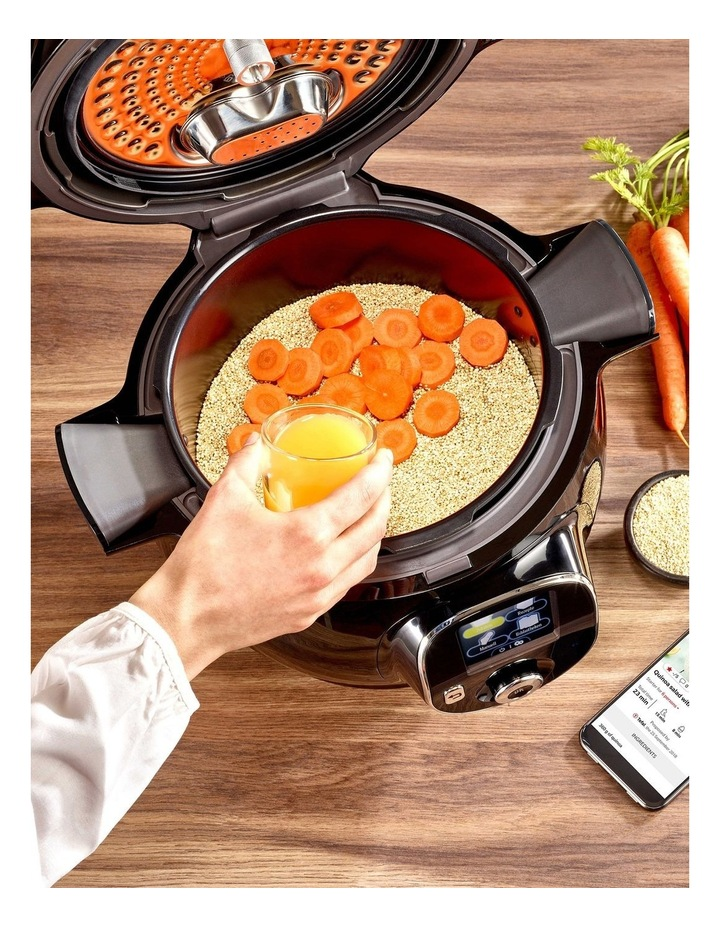 Cook4Me  Multi Cooker in Black CY8518 image 6