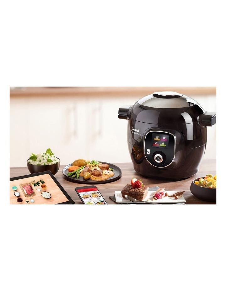 Cook4Me  MultiCooker: Black CY8518 image 6