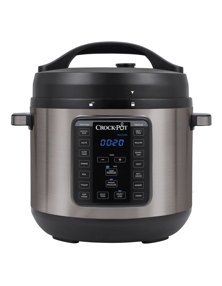 Crock-Pot Express Crock XL Multi Cooker CPE300 image 1