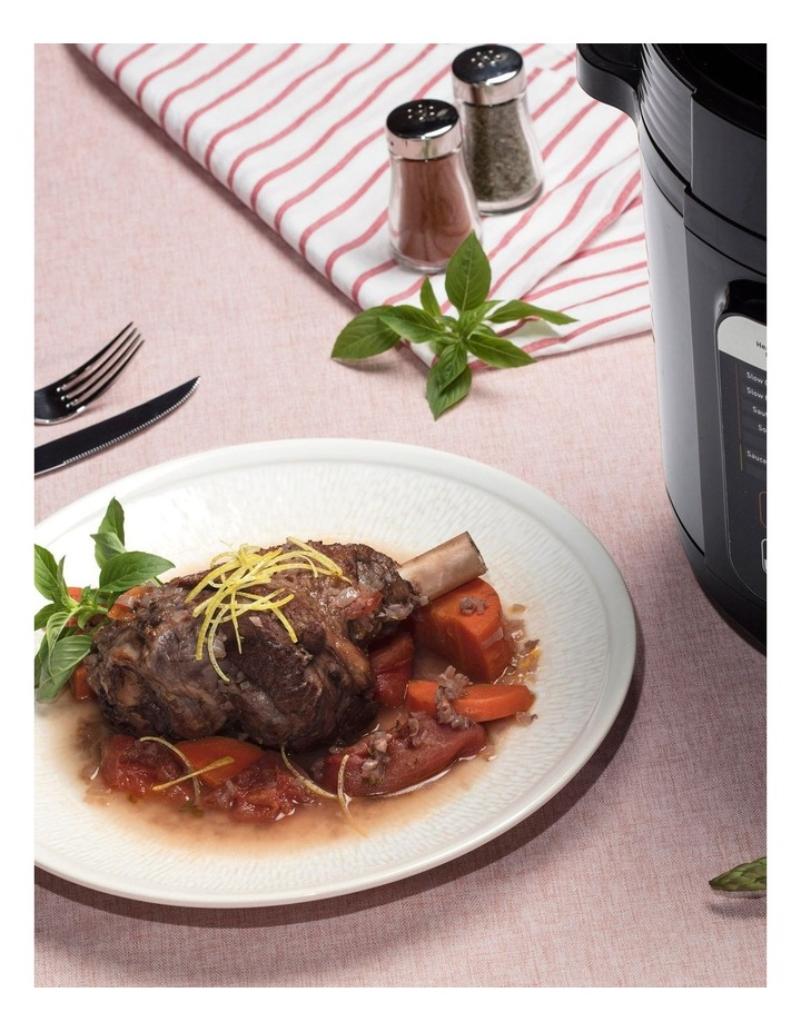 Home Chef Smart Multicooker (Black & Silver) - CY601 image 5