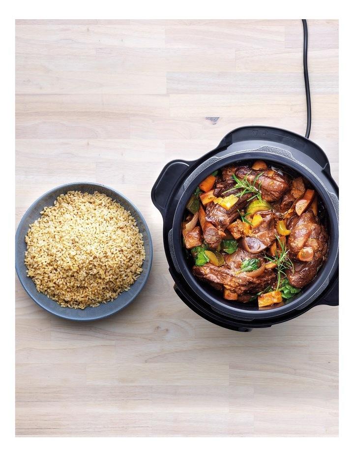 Home Chef Smart Multicooker (Black & Silver) - CY601 image 6