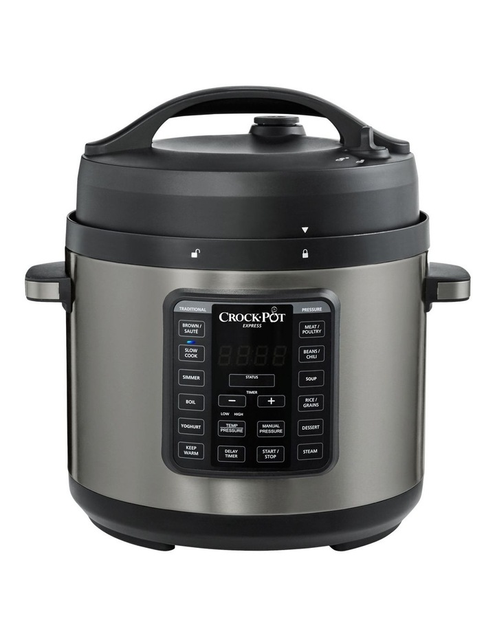 Crock-Pot Express Easy Release Multi-Cooker CPE210 image 1
