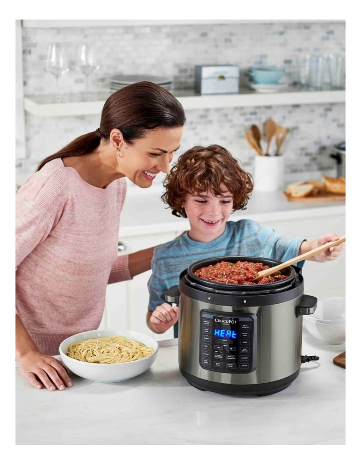 Crock-Pot Express Easy Release Multi-Cooker CPE210 image 4