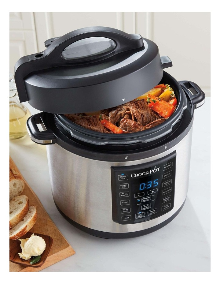 Express Multi-Cooker Stainless Steel CPE200 image 3