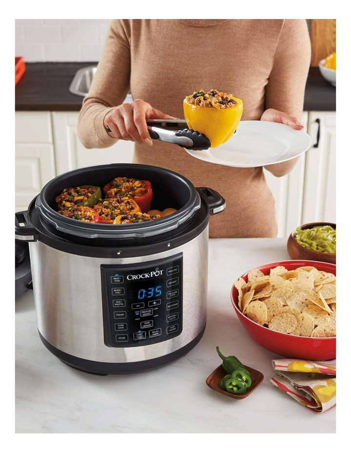 Express Multi-Cooker Stainless Steel CPE200 image 5