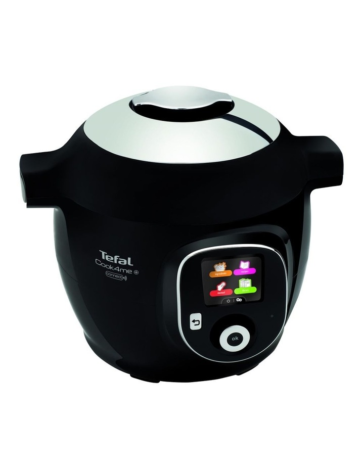 Cook4Me  Connect Multi Cooker Black CY8558 image 1