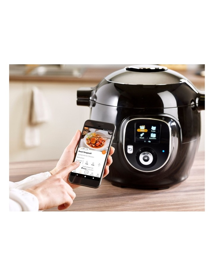 Cook4Me  Connect Multi Cooker Black CY8558 image 2