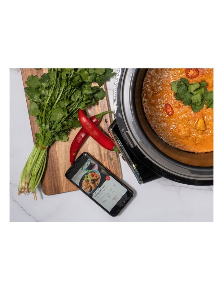 Cook4Me  Connect Multi Cooker Black CY8558 image 3