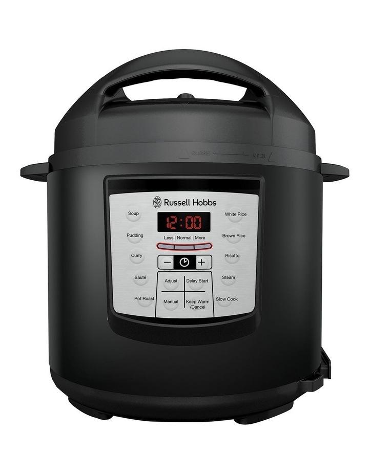 Express Chef Digital Multi Cooker Matte Black RHPC1000BLK image 1