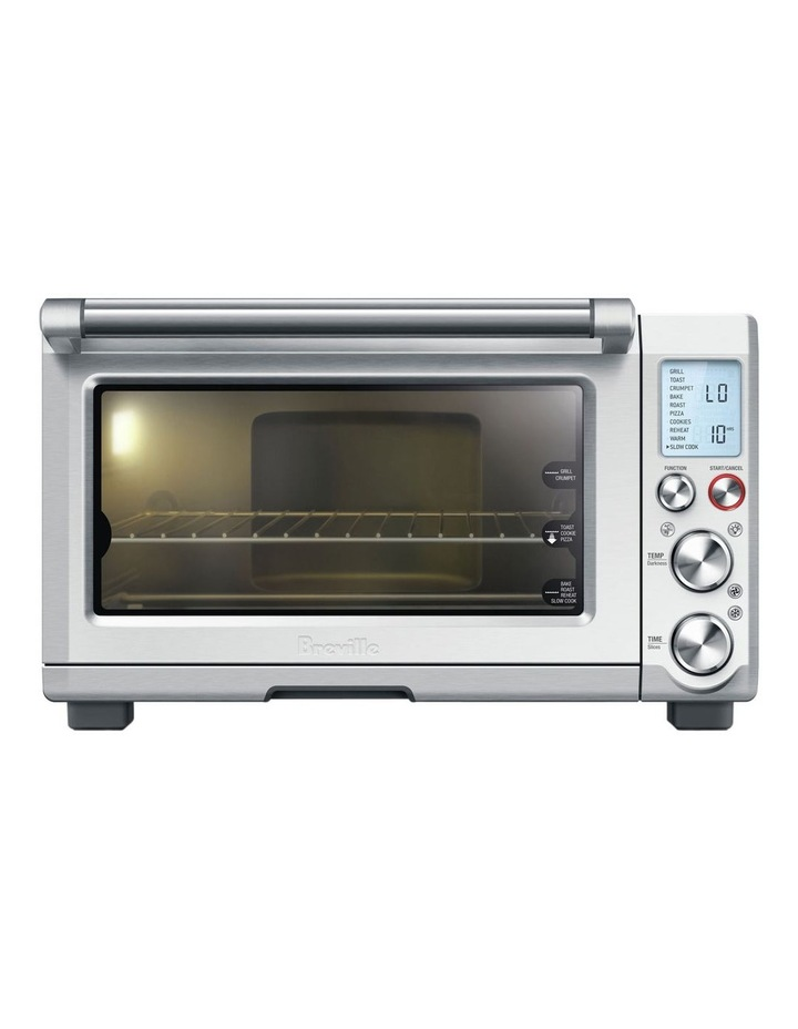 the Smart Oven Pro Stainless Steel BOV845BSS image 1