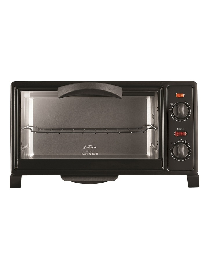 Mini Bake & Grill Oven BT2600 image 3