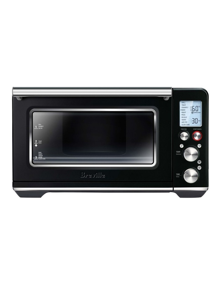 the Air Fry compact oven Black Truffle BOV860BTR image 1