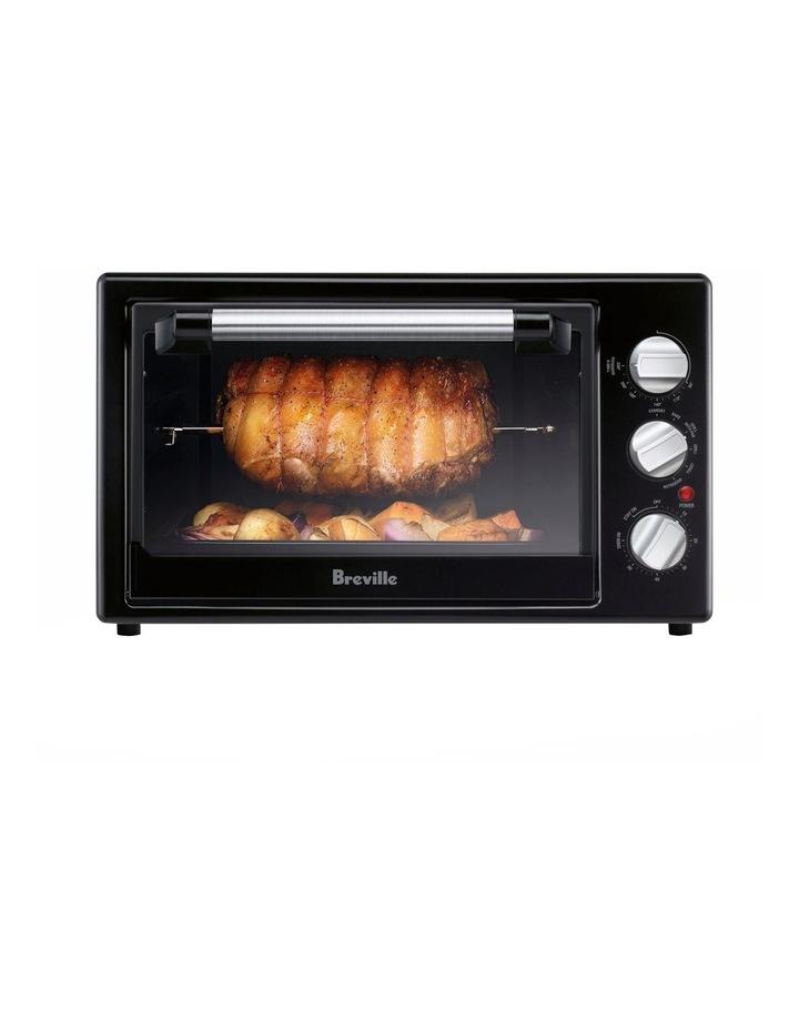 the Toast & Roast Pro compact oven Black LOV560BLK image 1