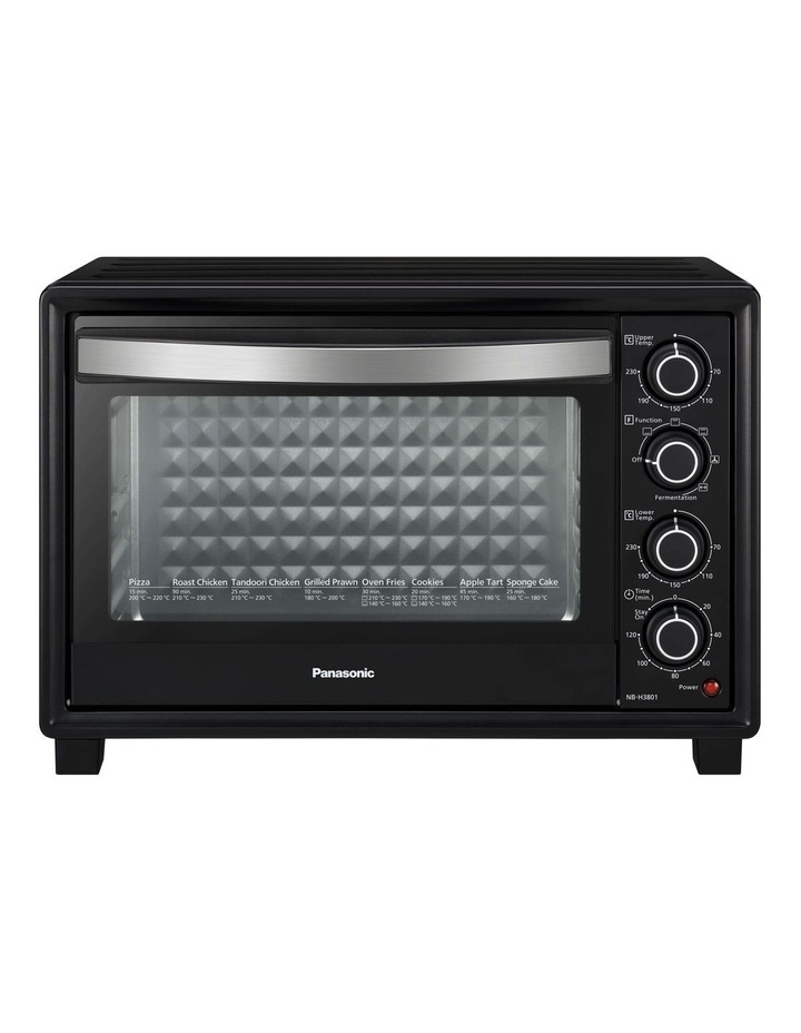 Bench Top Oven Black NB-H3801KST image 1