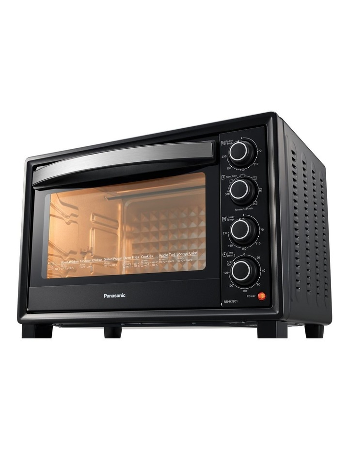 Bench Top Oven Black NB-H3801KST image 4