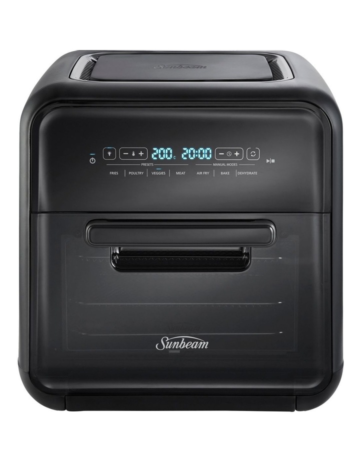 4 in 1 Air Fryer   Oven in Black AFP5000BK image 1