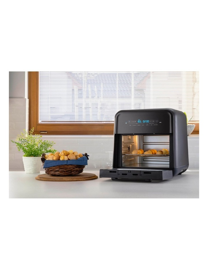 4 in 1 Air Fryer   Oven in Black AFP5000BK image 6