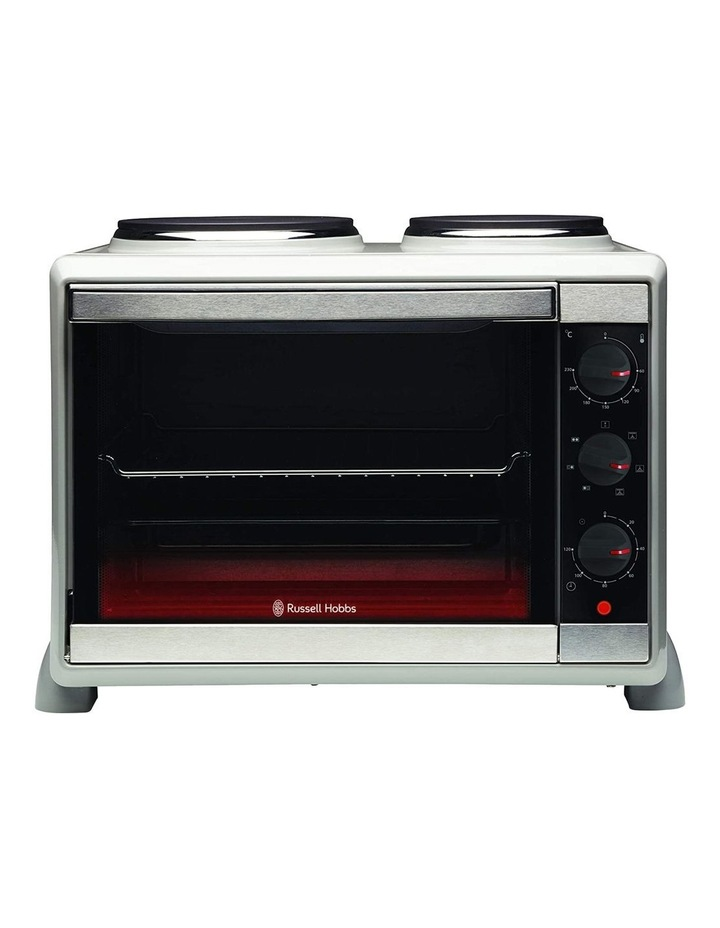 Compact Kitchen Toaster Oven image 1