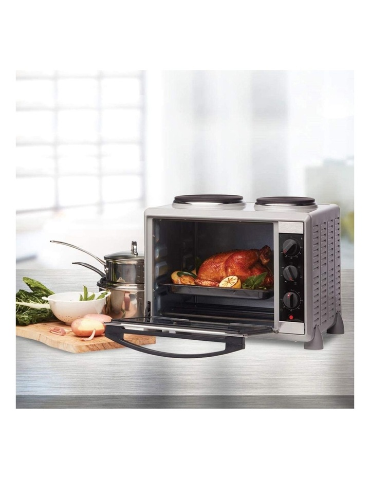 Compact Kitchen Toaster Oven image 3