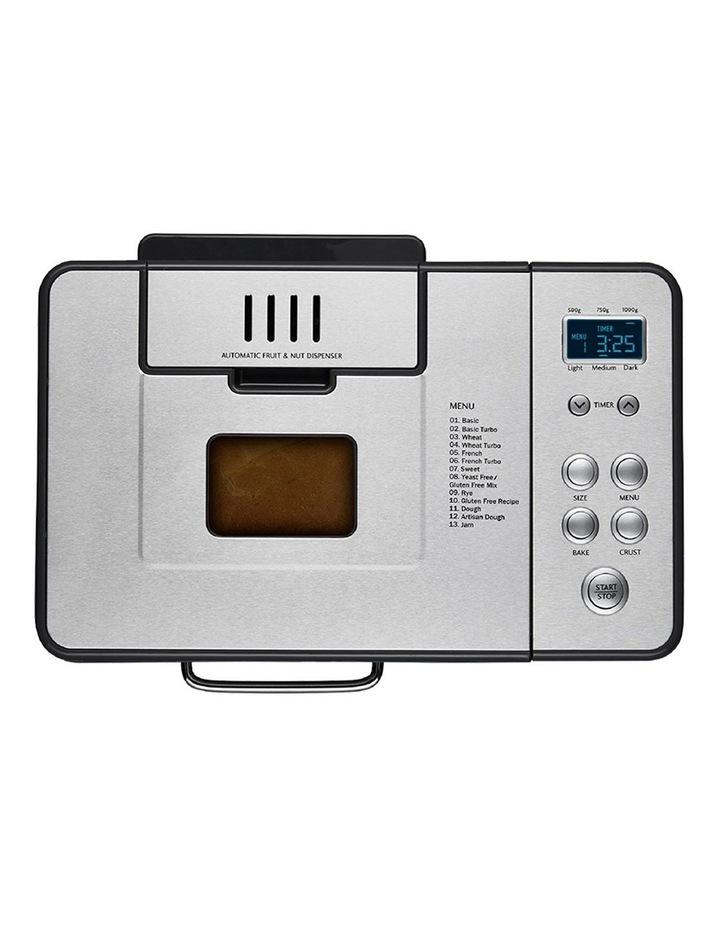 Bakehouse 1 Kg Bread Maker In Brushed Stainless Steel BM4500 image 3