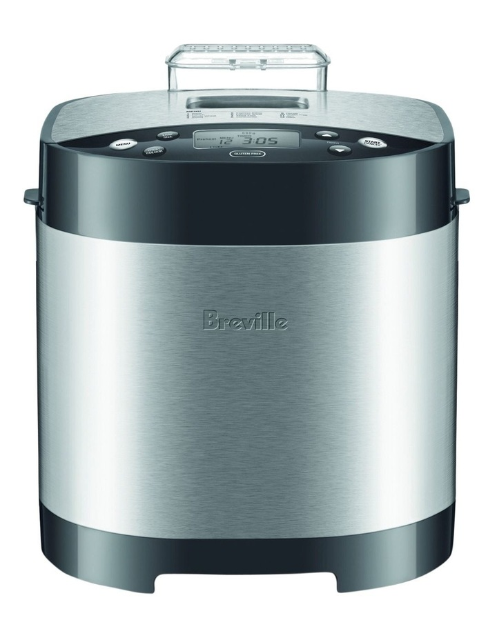 the Bread Baker Brushed Stainless Steel LBM200BSS image 1