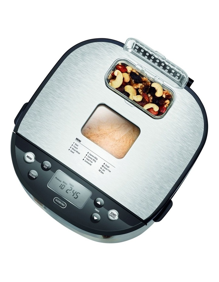 the Bread Baker Brushed Stainless Steel LBM200BSS image 2