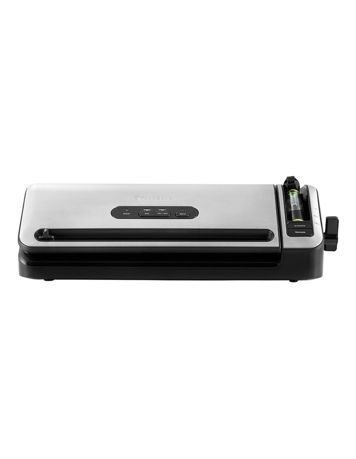 FoodSaver Controlled Seal: Stainless Steel VS7850 image 1
