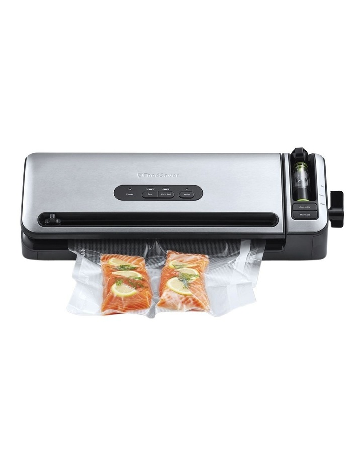FoodSaver Controlled Seal: Stainless Steel VS7850 image 2