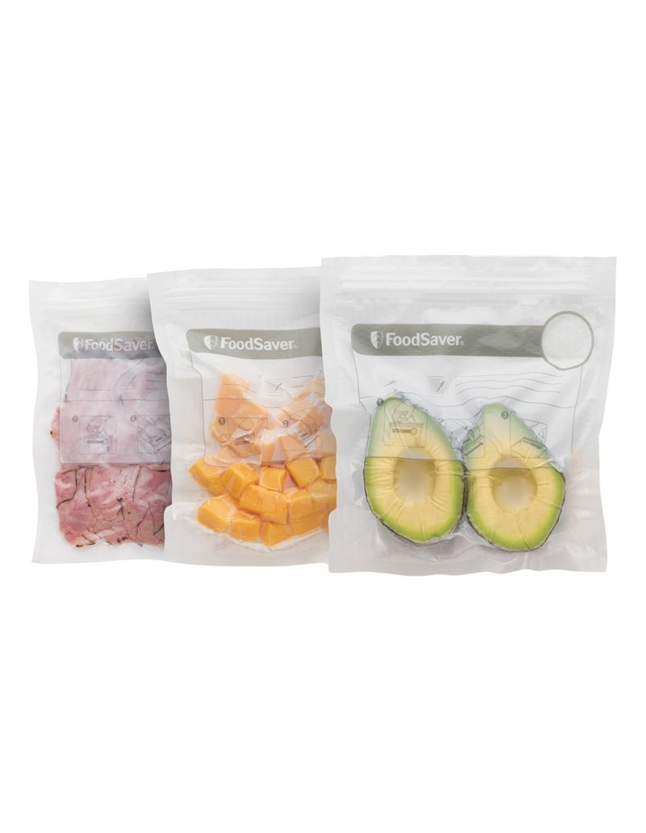 FoodSaver Zipper Bags 35pk VS0500 image 4