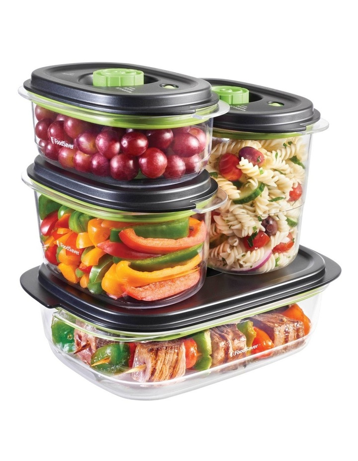 FoodSaver Preserve & Marinate 8 Cup Container VS0662 image 4