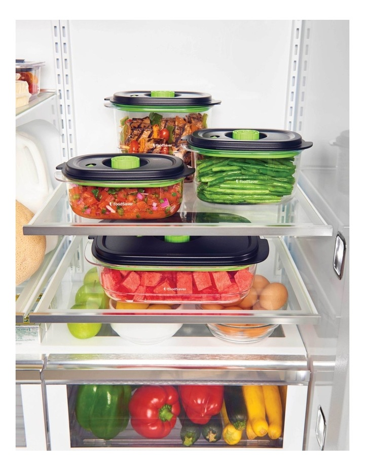 FoodSaver Preserve & Marinate 8 Cup Container VS0662 image 5