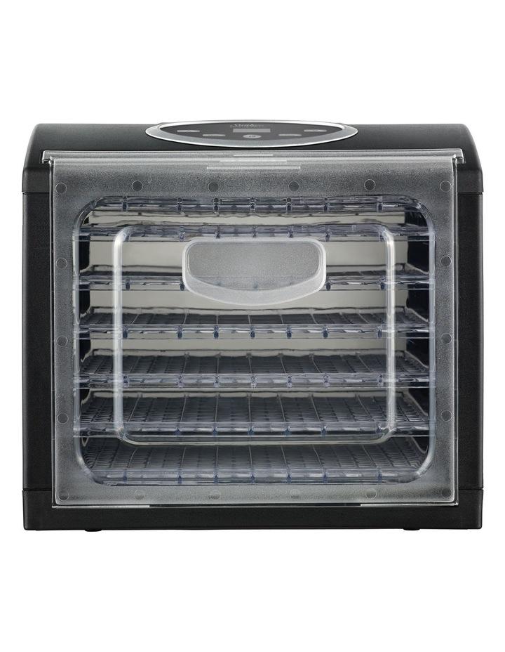 DT6000 Food Lab Electronic Dehydrator: Black image 1