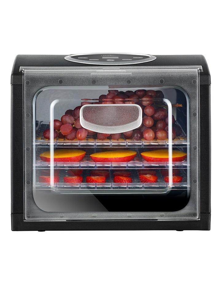 DT6000 Food Lab Electronic Dehydrator: Black image 2