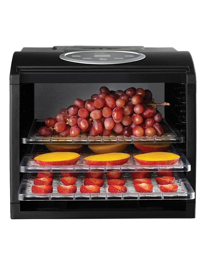 DT6000 Food Lab Electronic Dehydrator: Black image 3