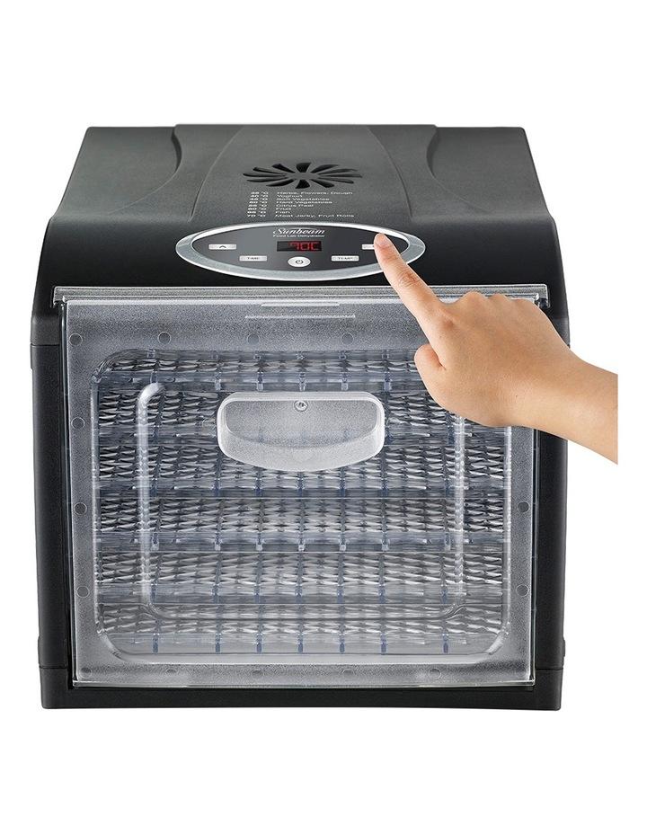 DT6000 Food Lab Electronic Dehydrator: Black image 4