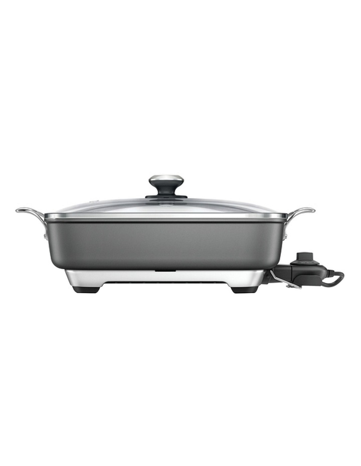 The Thermal Pro Non-Stick Frypan: Grey BEF460GRY image 2