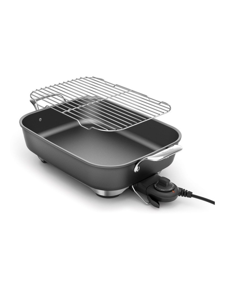 The Thermal Pro Non-Stick Frypan: Grey BEF460GRY image 4