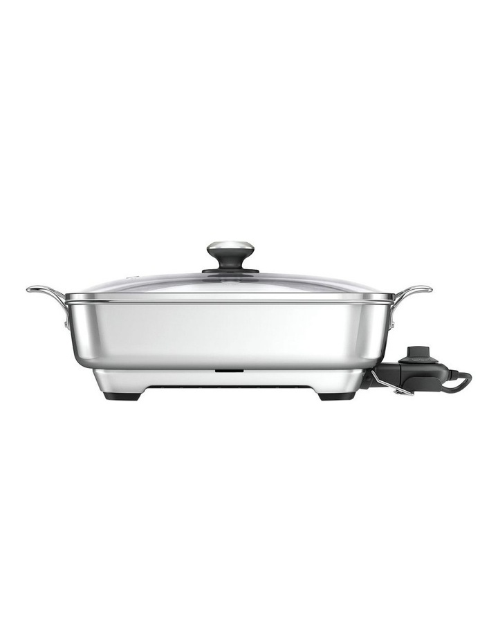 The Thermal Pro Frypan: Stainless Steel BEF560BSS image 1