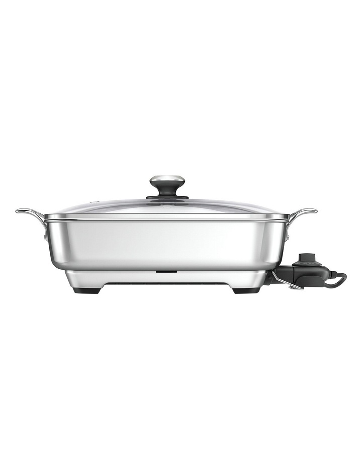 the Thermal Pro Stainless Frypan  BEF560BSS image 1