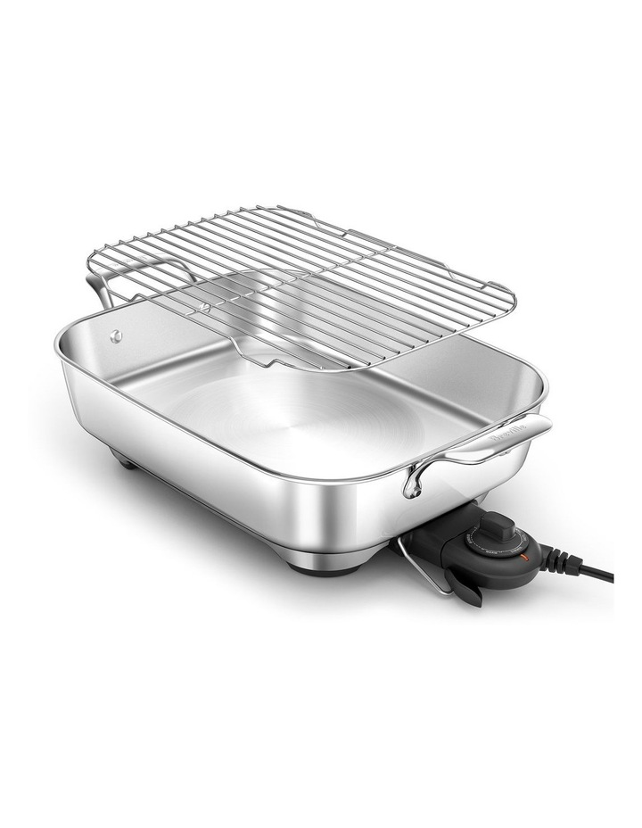 The Thermal Pro Frypan: Stainless Steel BEF560BSS image 3