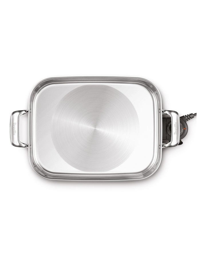 The Thermal Pro Frypan: Stainless Steel BEF560BSS image 4