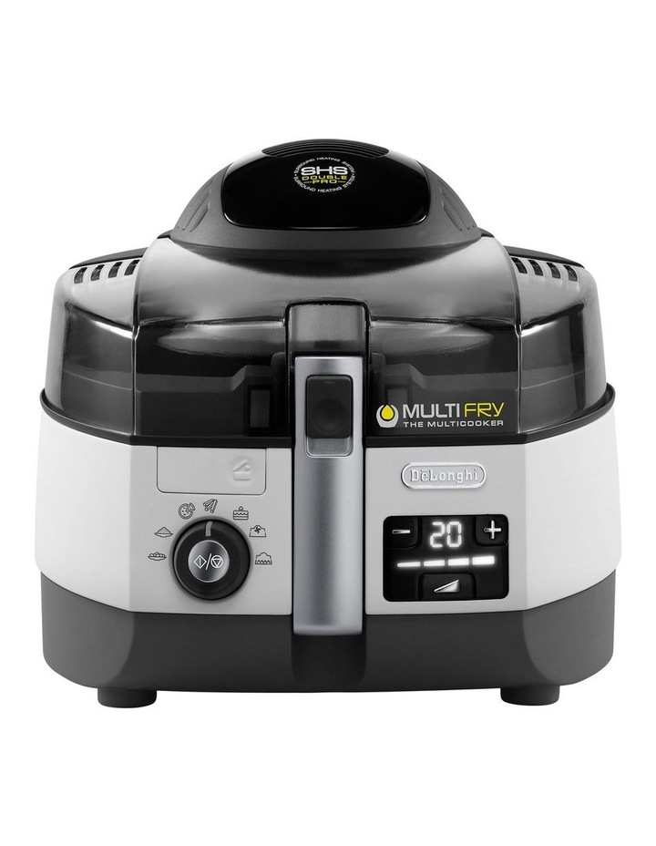 FH1394 Multifry Extra Chef with 7 Cooking Programmes image 1