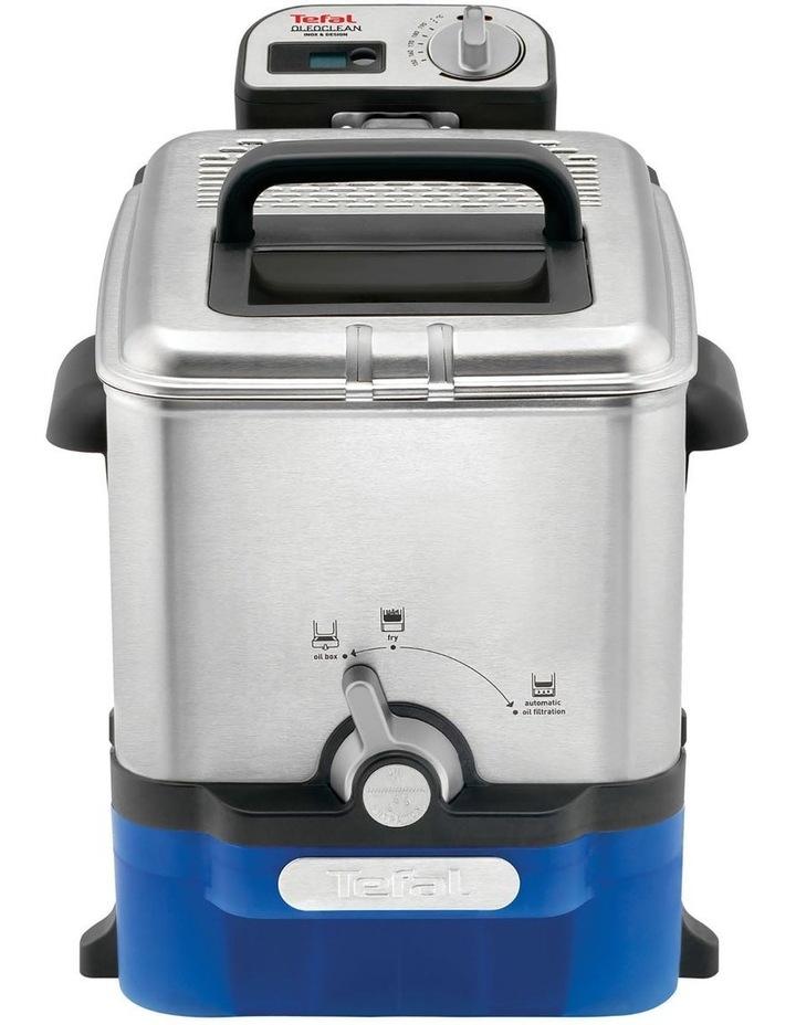 Oleoclean Pro Deep Fryer Silver FR8040 image 2