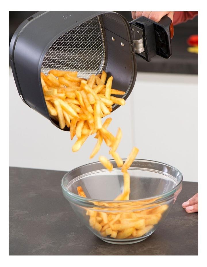 Fry Delight Air Fryer: White/Black FX1000 image 5