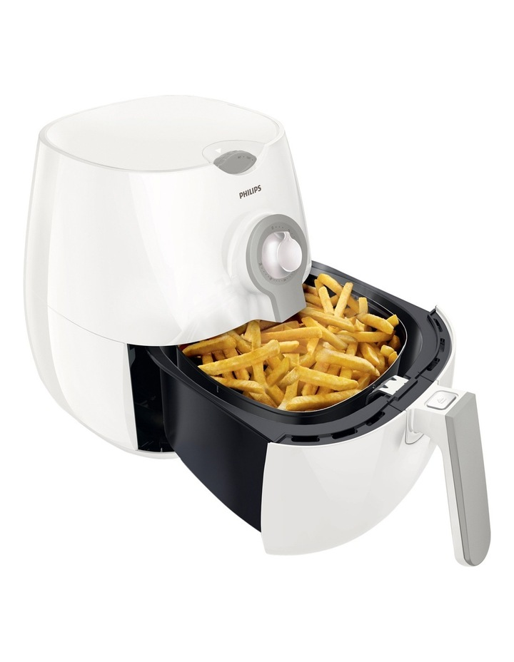 Airfryer Daily: White HD9216/8 image 2