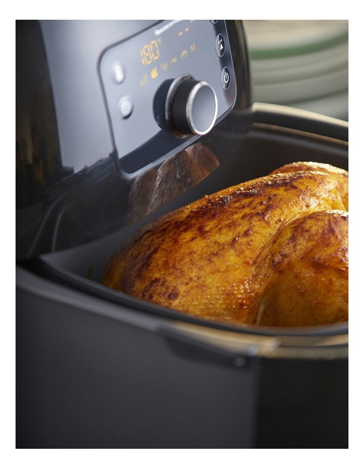 Twin TurboStar Airfryer: Black HD9651/91 image 3