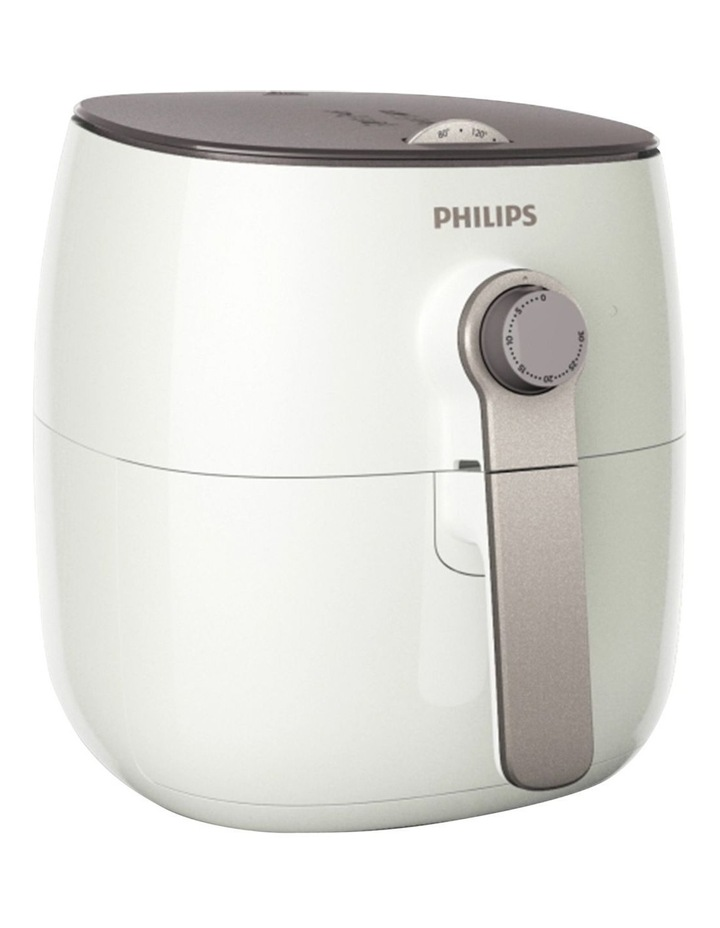 Twin TurboStar Airfryer: White HD9721/21 image 2