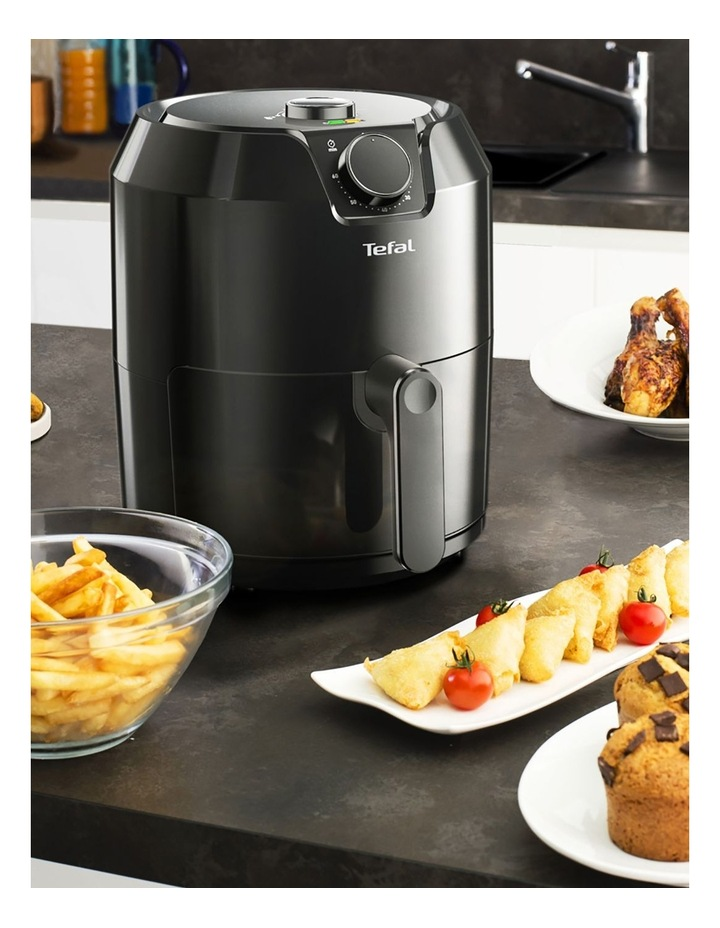 Easy Fry Classic Air Fryer: Black EY2018 image 4