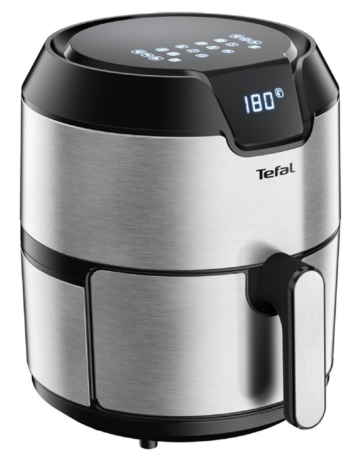 Easy Fry Deluxe Digital Air Fryer: Stainless Steel EY401D image 1