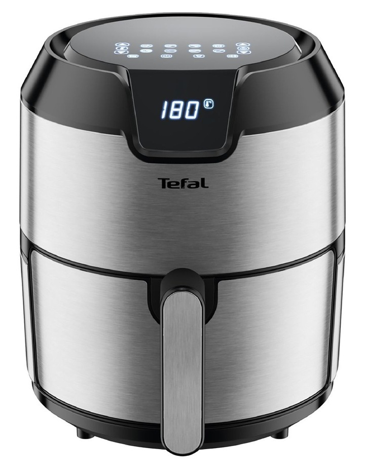 Easy Fry Deluxe Digital Air Fryer: Stainless Steel EY401D image 2